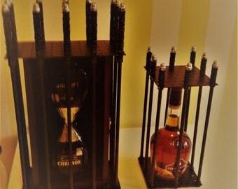 Bottle in jail