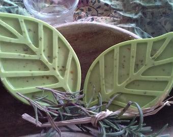Rosemary Mint Herbal Goat's Milk Soap