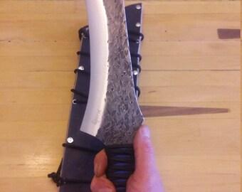 Hawkbill Knife Etsy