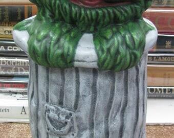 Oscar The Grouch Cook Jar