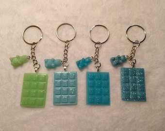 Sweet Candy Keychains MORE COLORS!