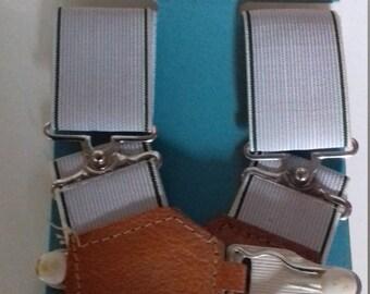 Vintage Socks Suspenders 1940/1950/1660