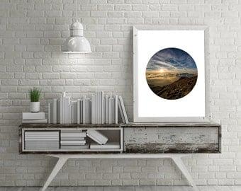 Modern Art Print, Instant Download, Printable Art, Scandinavian Art, Geometric Art, Wall Decor, Wall Art, Art Print, Modern, Mid Century