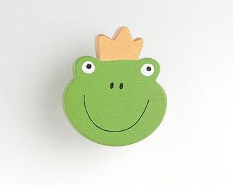 Frog King - furniture handles, furniture for children's room furniture knob