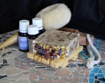 Plain Botanical Soap Bar