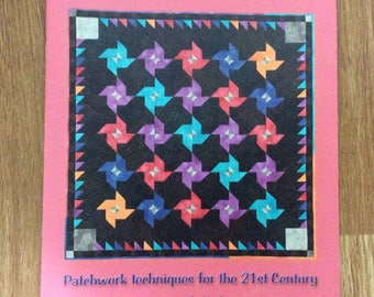 Sew Simple Pinwheels Pattern Book