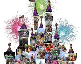 Walt Disney World Inspired Cinderella's Castle