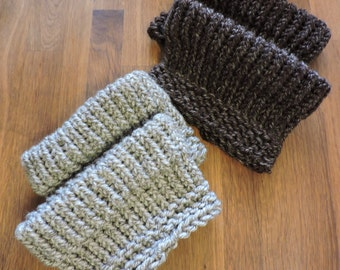 Mix & Match Boot Cuffs
