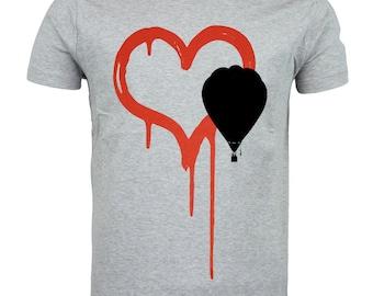 Heart Air Baloon