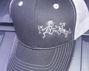 Widespread Panic NoteEater Adjustable Hat
