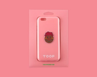 TOOF PATCH iPHONE CASE- bryson