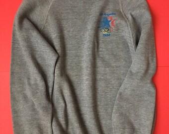 Vintage 80s Levis Olympic Los Angeles Sweatshirt