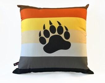 Bear Pride Pillow
