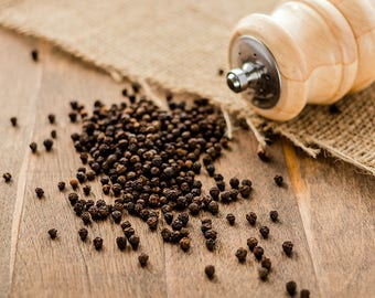 Grains of Paradise | Peppercorns | Pepper | Grinder | 1 Ounce