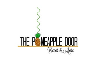 Welcome to The Pineapple Door Decor & More