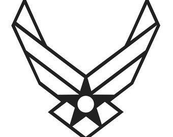 Airforce Decal