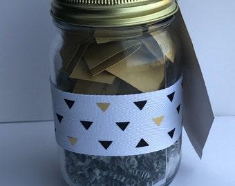 31 Days of Love Affirmation Jar