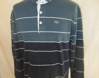 Polo vintage Lacoste size L to-67%