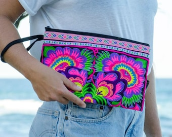 Large Clutch - Pink