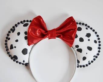 101 Dalmatians Ears