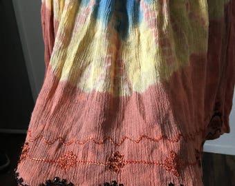 Short Hippie Skirt