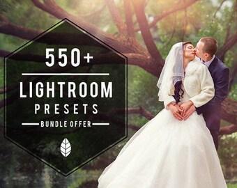 Lightroom Presets Bundle 550+ Lightroom preset - Instand Downalod, Big Saving, Free Presets !!! Adobe Lightroom, Photoshop
