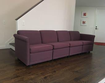 Mid Century Modern Jack Cartwright Sofa