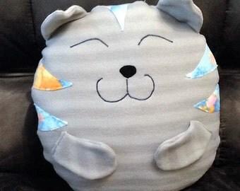 Klepto-Cat Pillow