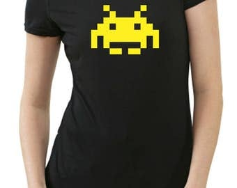 Space invaders retro T-Shirt
