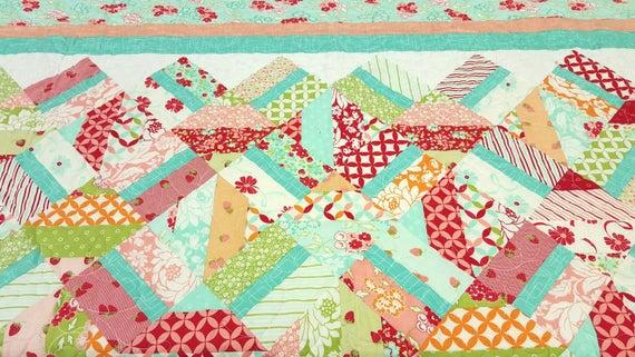 Line Art Quilt Kit : Shortline quilt kit from expressionsinthreads on etsy studio