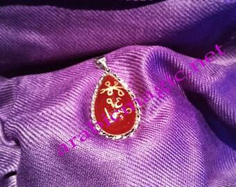 Magical talisman – pendant of Sabra