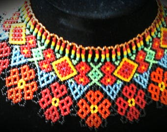 Ukrainian traditional collar