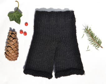 Made of 100% virgin wool - Waldorf doll clothes Steiner doll clothes Waldorf doll trouser Steiner doll trouser knit knitwear