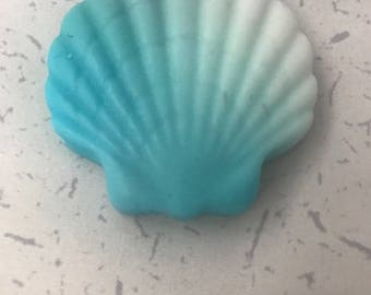 Decorative Bath Soap - Scallop Shell