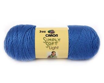 Simply Soft Light Yarn