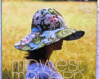 Craft Book - Amy Butler's Midwest Modern: A Fresh Design Spirit for the Modern Lifestyle by Amy Butler Book