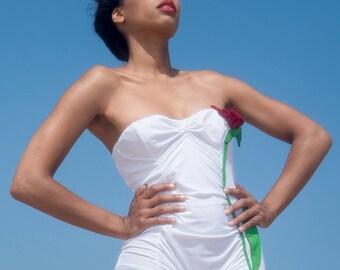 Vintage swimsuit model Iris