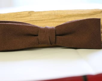 Vintage Bow Tie, 1950's Bow Tie, New Old Stock Bow Tie, Brown  Bow Tie, Vintage Menswear, Vintage Tie, 1950's Men's Clothing, Wembly