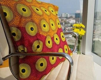 Wax Print Ankara Cushion covers
