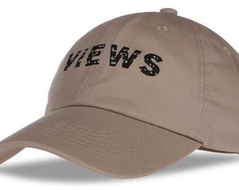 Views 6 Dad Hat Cap Baseball Snapback Hat