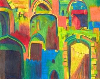 7 Gates of Jerusalem