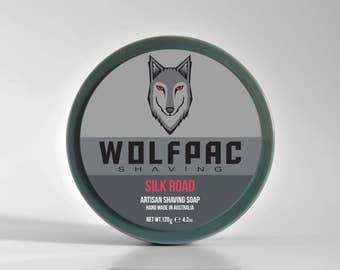 Wolfpac Shaving Silk Road Shaving Soap