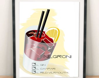 Negroes, posters, drinks, printable
