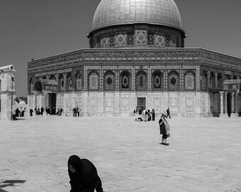 Dome of the Rock, Jerusalem - 2016