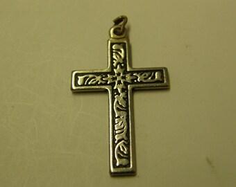 Religious Cross Pendant