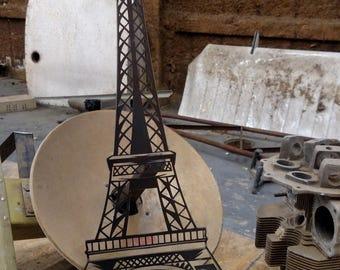 Small Eiffel Tower Wall Hanging