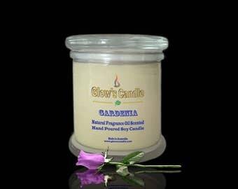 Gardenia Soy Wax Candle