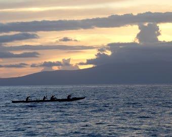 Maui Rowing
