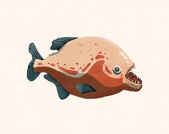 Tropical Piranha