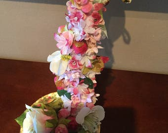 Bespoke Centrepiece  Floral Afternoon Tea